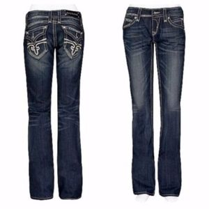 Rock Revival Gwen Boot Cut Jeans